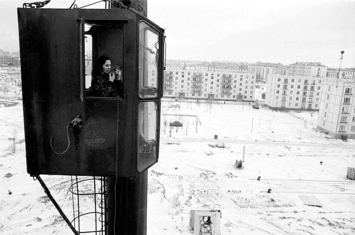 Piergiorgio Branzi photographer Moscow