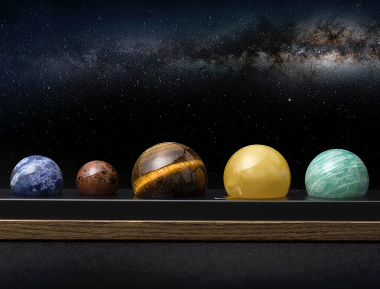 Solar System Desk Accessory DeskSpace by DeskX