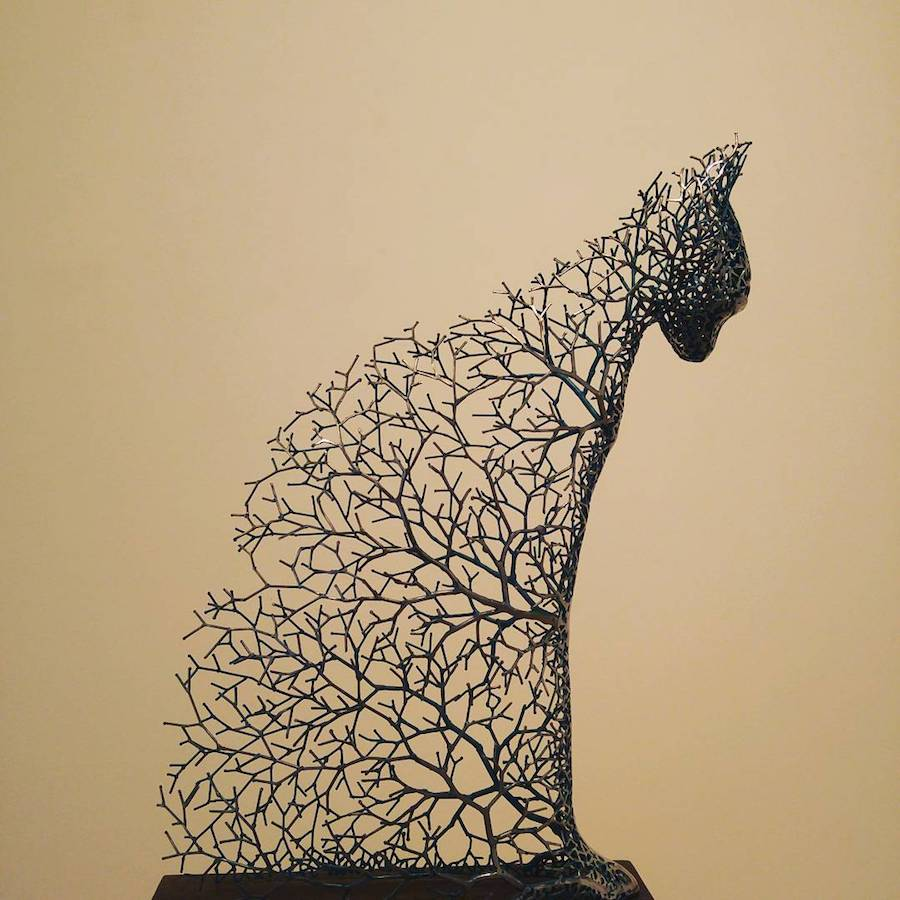 Surreal Animal Sculptures Dong Hyun Kang