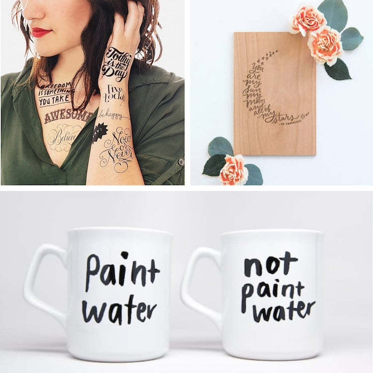 Typography Quotes Typography Poster Typography Gifts Tattoo Typography