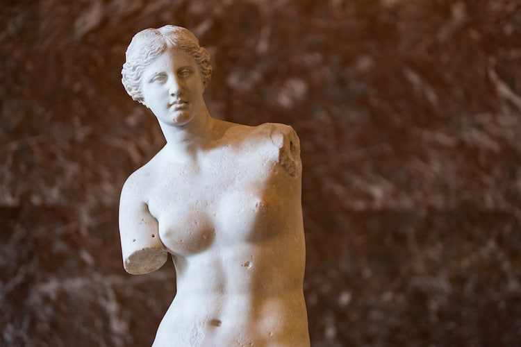 Venus de Milo Statue Ancient Greek Sculpture Classical Greek Sculpture