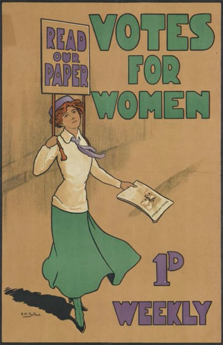 Women's Suffrage Anniversary Posters Women's Suffrage Poster Women's Suffrage Movement Representation of the People Act