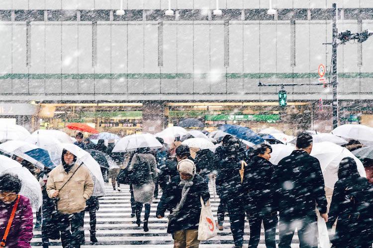 Yuichi Yokota - Tokyo Photography