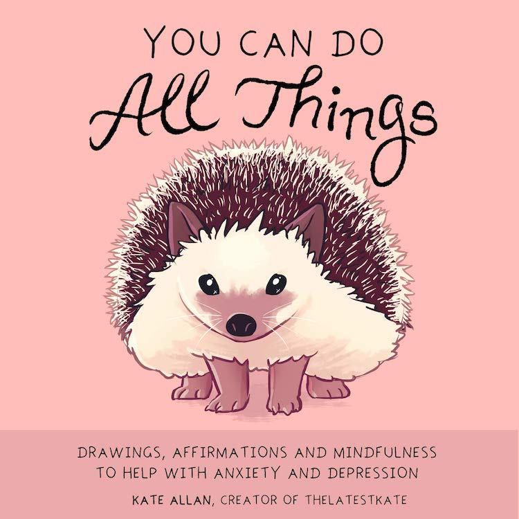 You Can Do All The Things Book