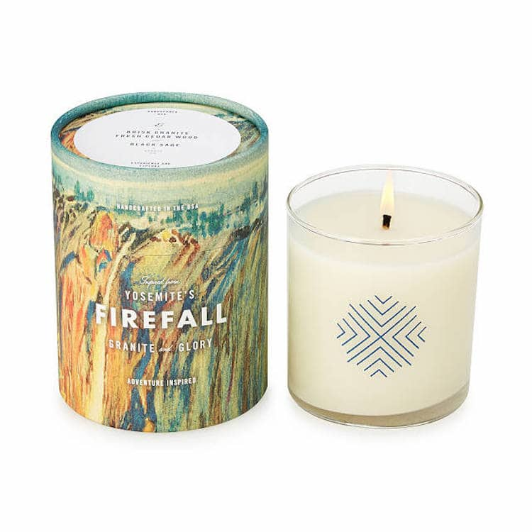 National Park-Inspired Candle