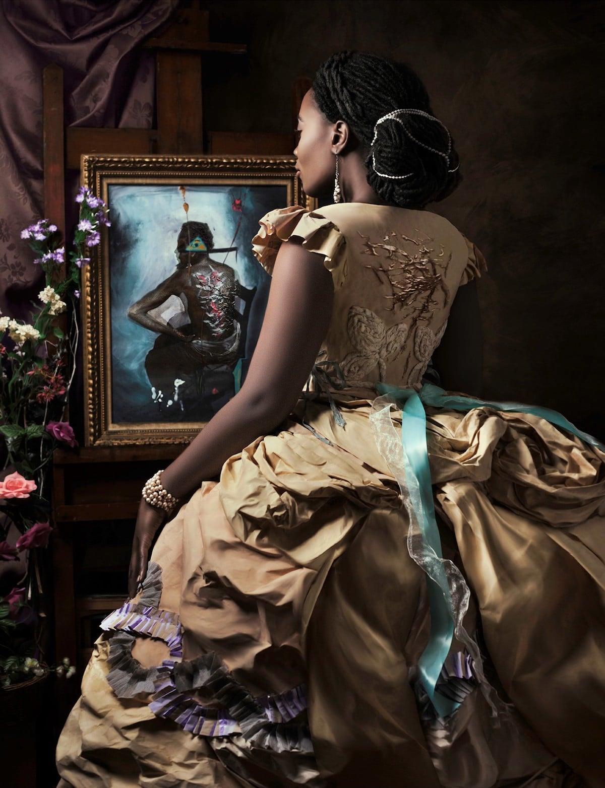 Fabiola Jean Louis Haitian contemporary art