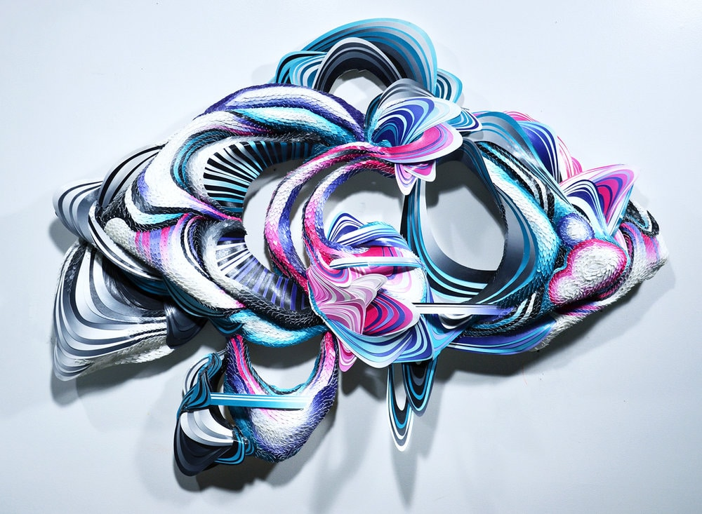 Crystal Wagner mixed media artist