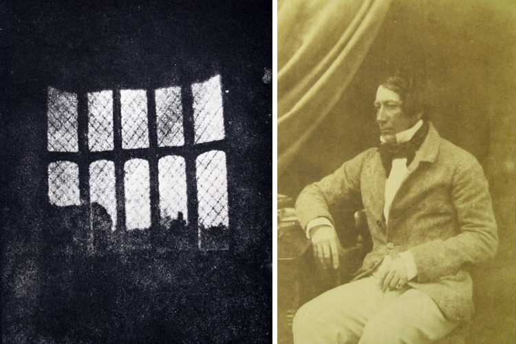 history of photography calotype