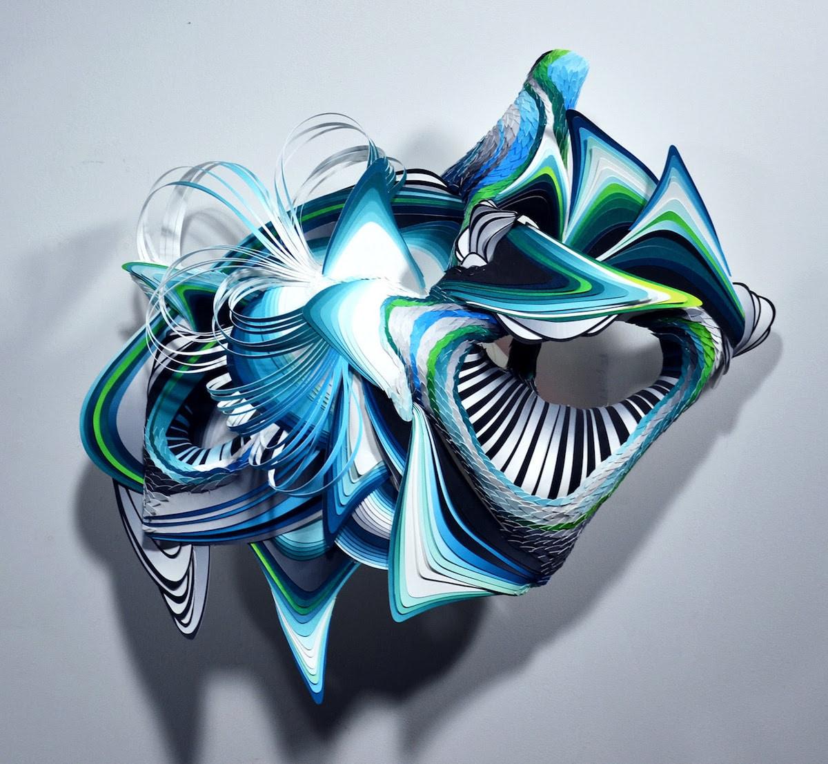 Crystal Wagner Paper Artist