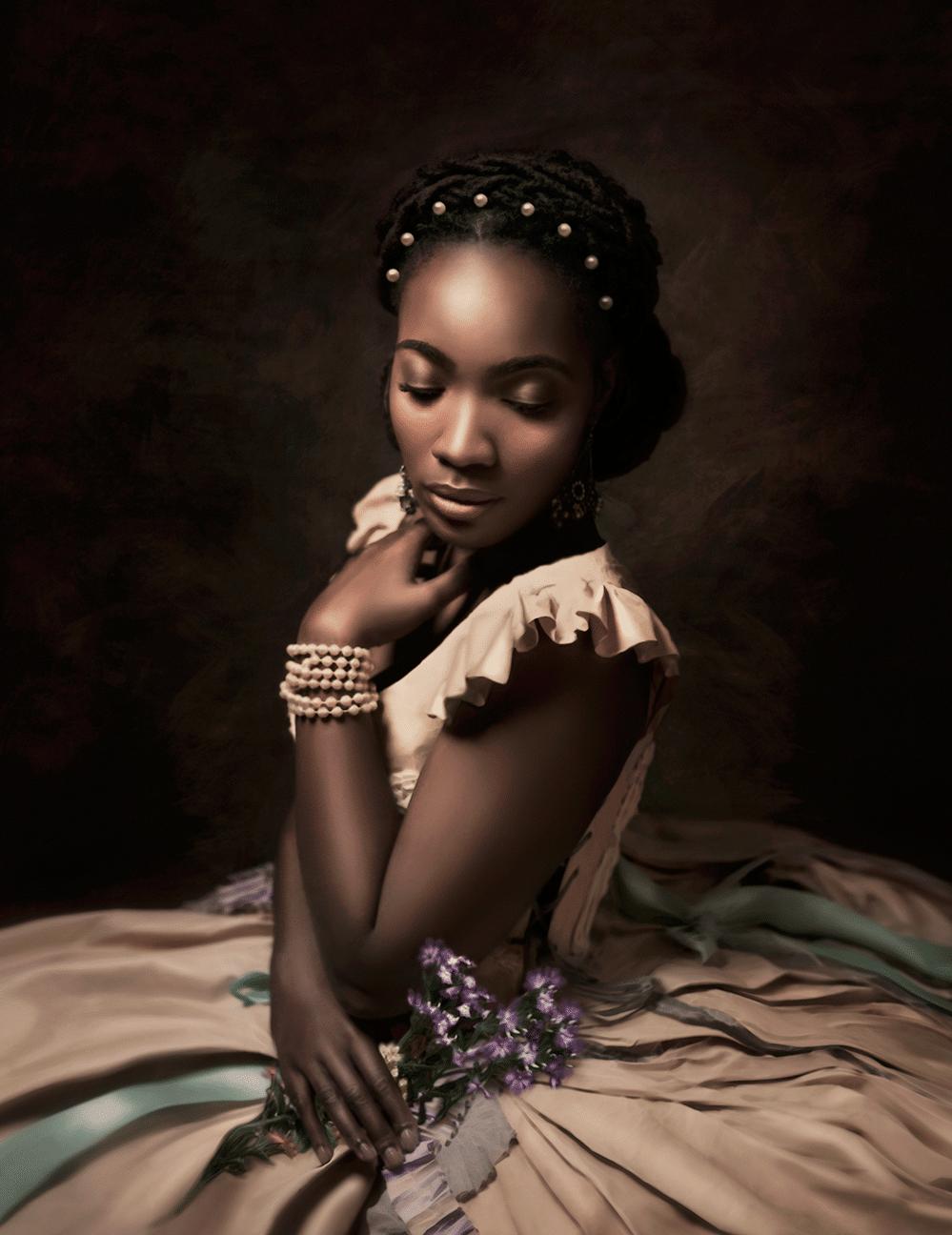 Réécrire l'histoire par Fabiola Jean-Louis