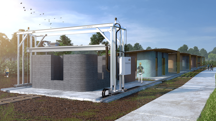 This Company Can 3D Print a Home in Less Than 24 Hours