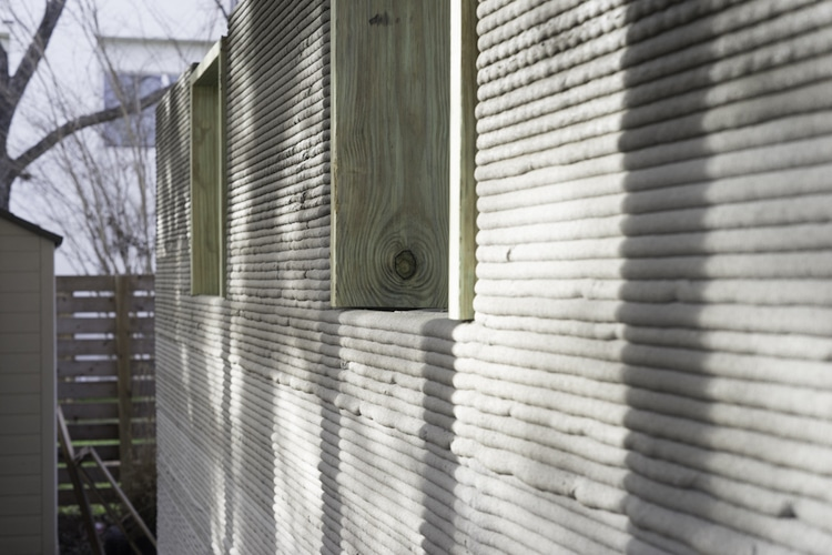 ICON 3D Printed Home Affordable Housing