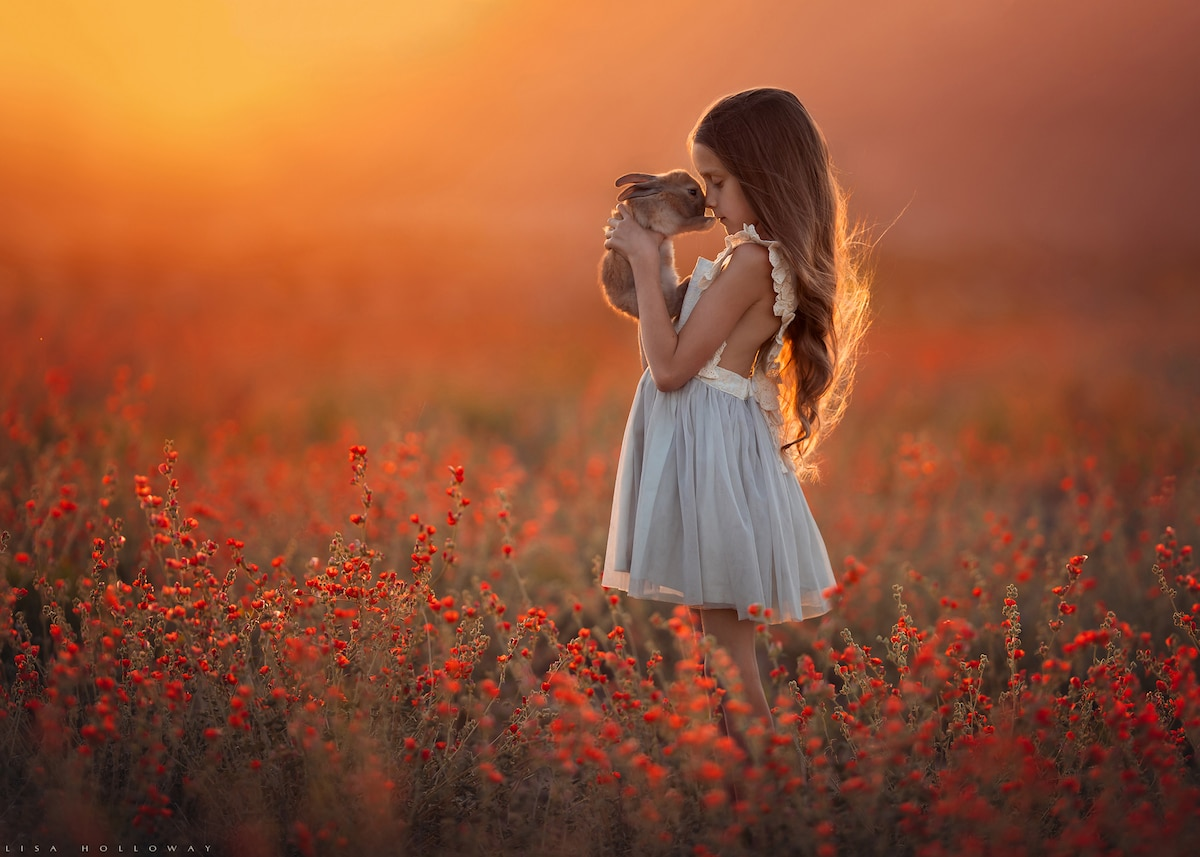 Child Photography by Lisa Holloway