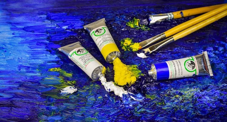 Oil Holland Oil Paints