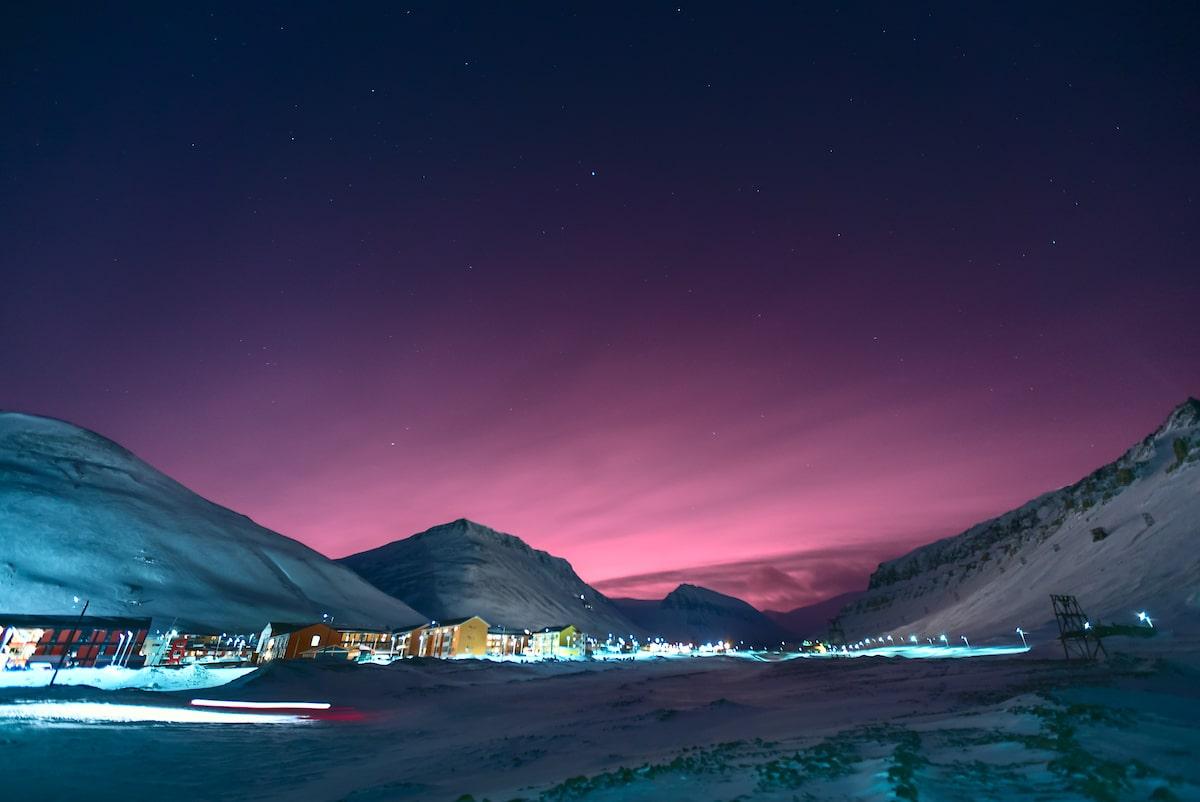 Maria Sahai Svalbard Norway