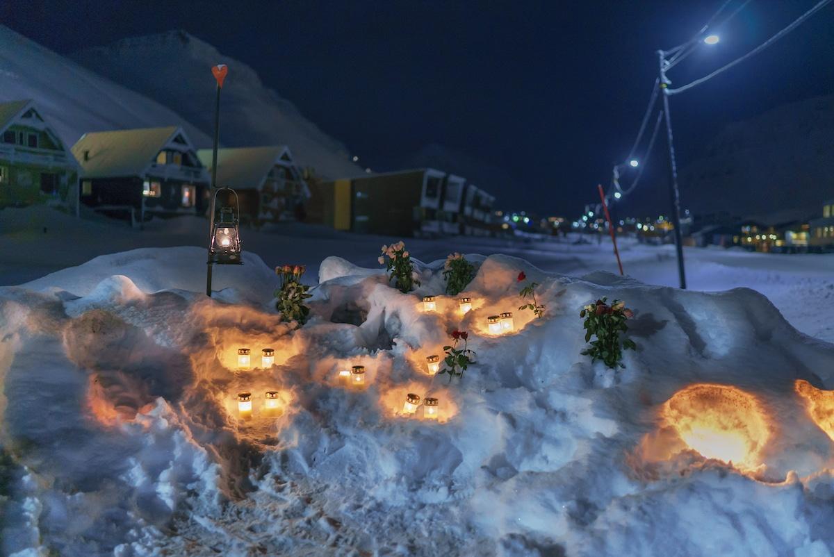 Maria Sahai Photographer Arctic Settlement
