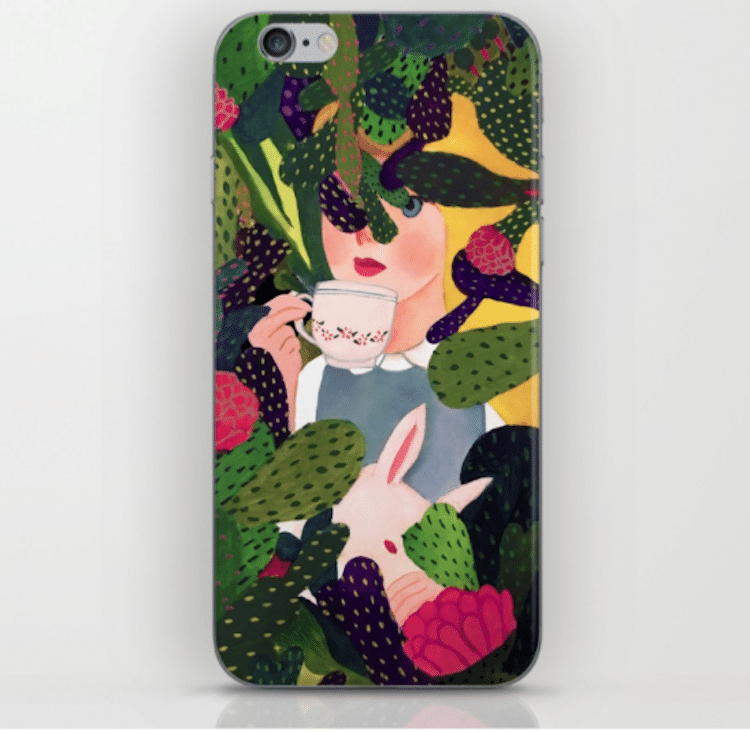 Alice in Wonderland Gifts Alice in Wonderland Phone Case