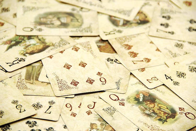 Alice in Wonderland Gifts Alice in Wonderland Cards