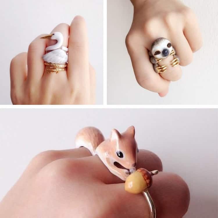 Animal Accessories Animal Rings
