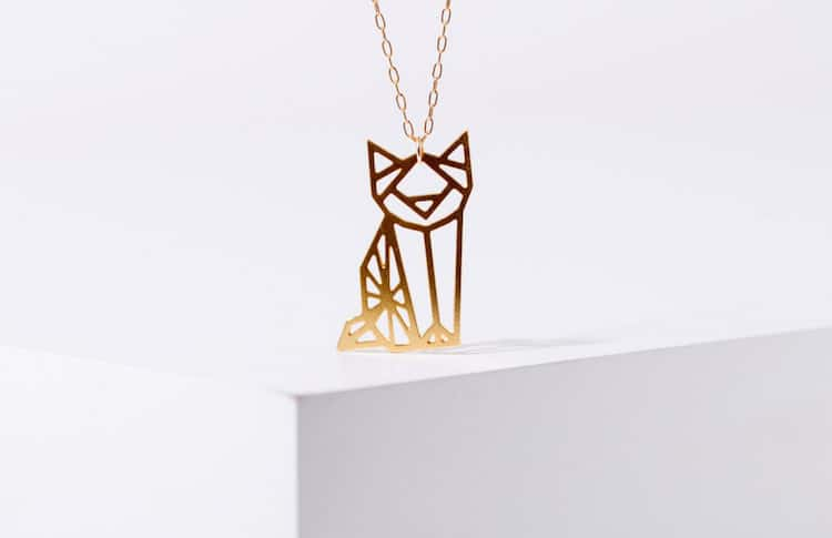 Animal Accessories Cat Necklace