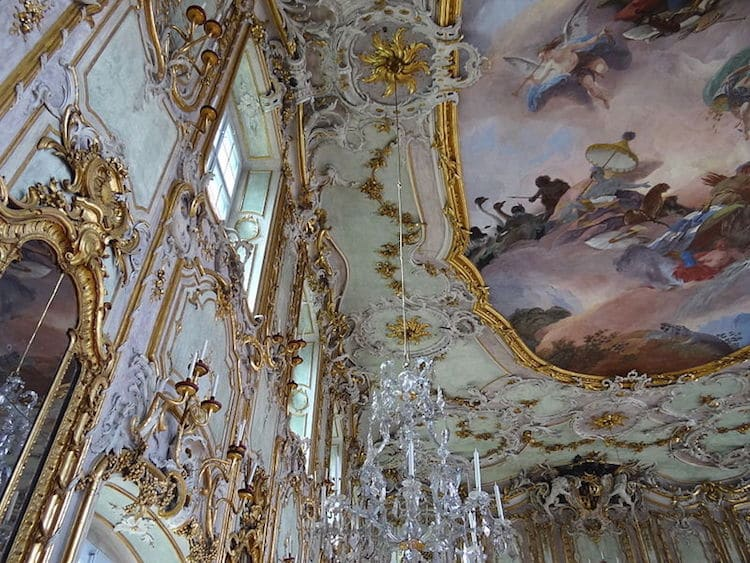 Baroque Interior Design Baroque Architecture Baroque Period