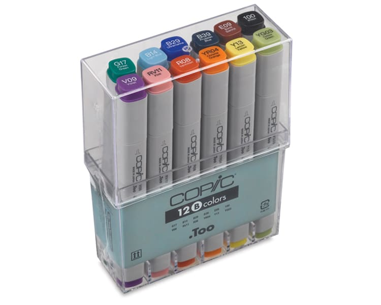 The Best Artist Markers to Use for Beginners to Professional Artists