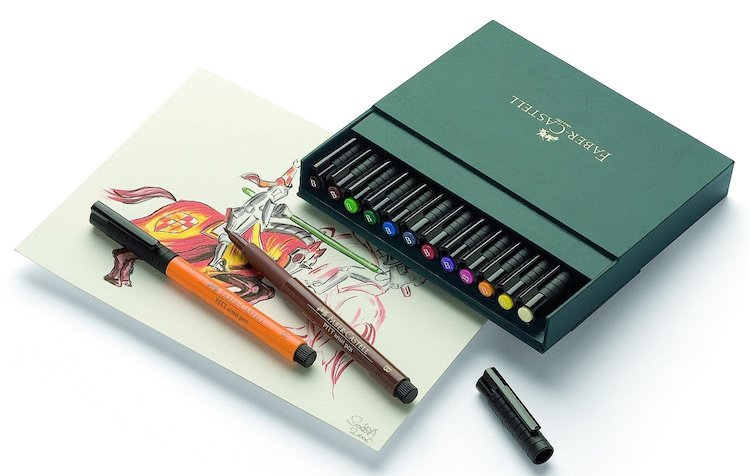 Best Markers for Artists