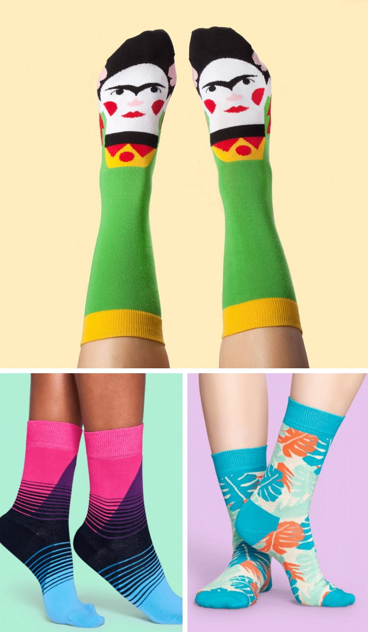 15+ Novelty Socks Thatu0026#39;ll Be the Star of Your Everyday Outfits