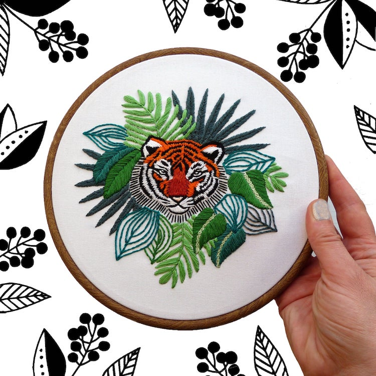 Embroidery Pattern to Download