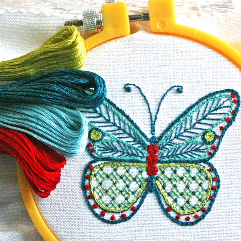 Hand Embroidery Patterns to Download
