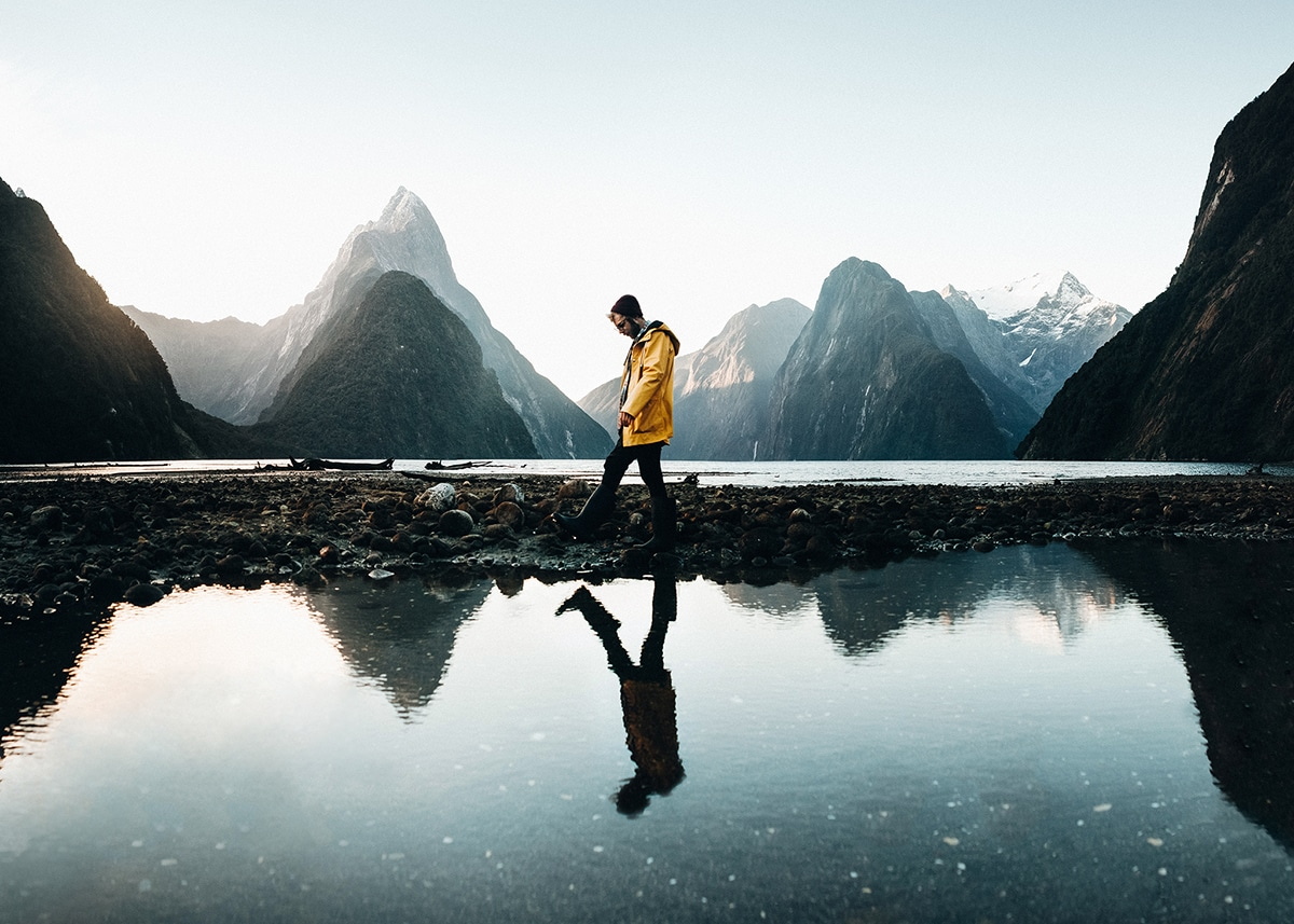 Florian Wenzel New Zealand Travel Photography