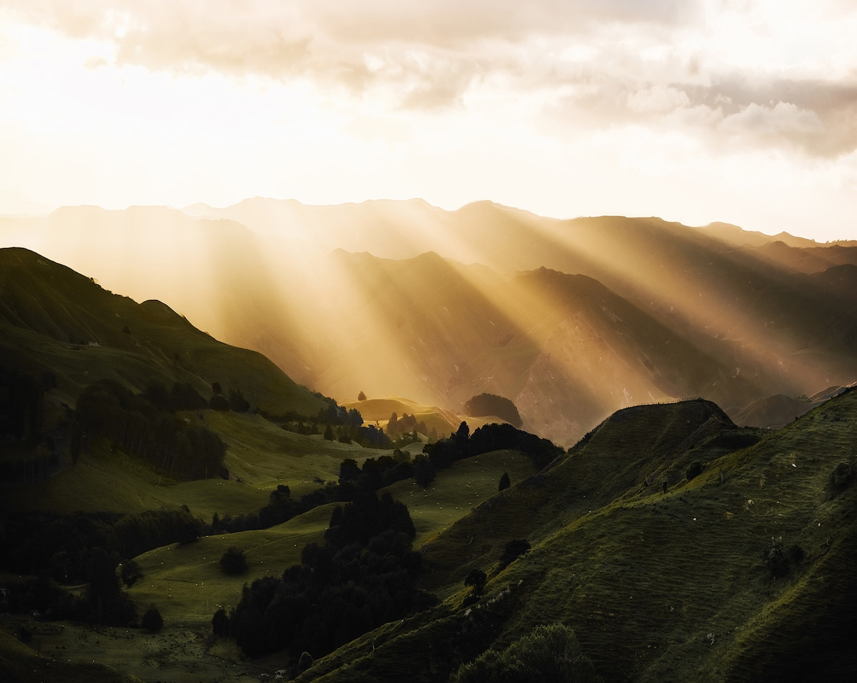 Florian Wenzel New Zealand Landscape Photography