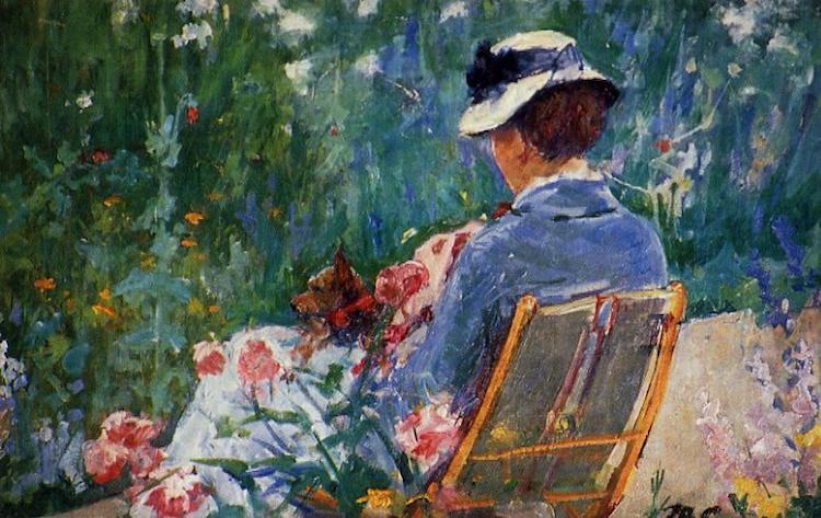 Flower Art History Flower Painting Flowers in Art