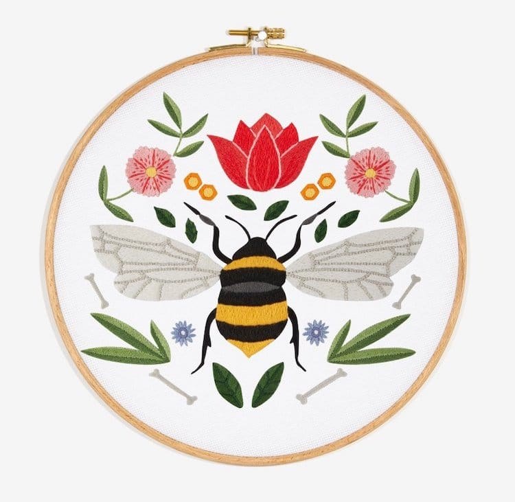 DMC Free Embroidery to Download