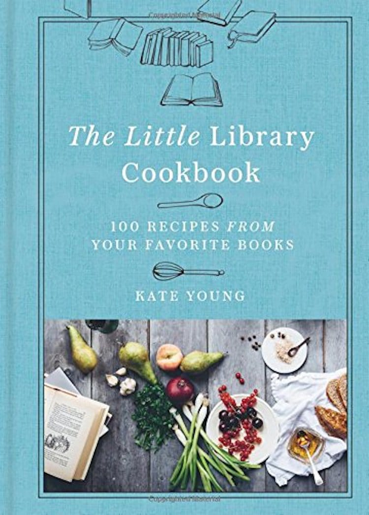 Gifts for Book Lovers Book Cookbook