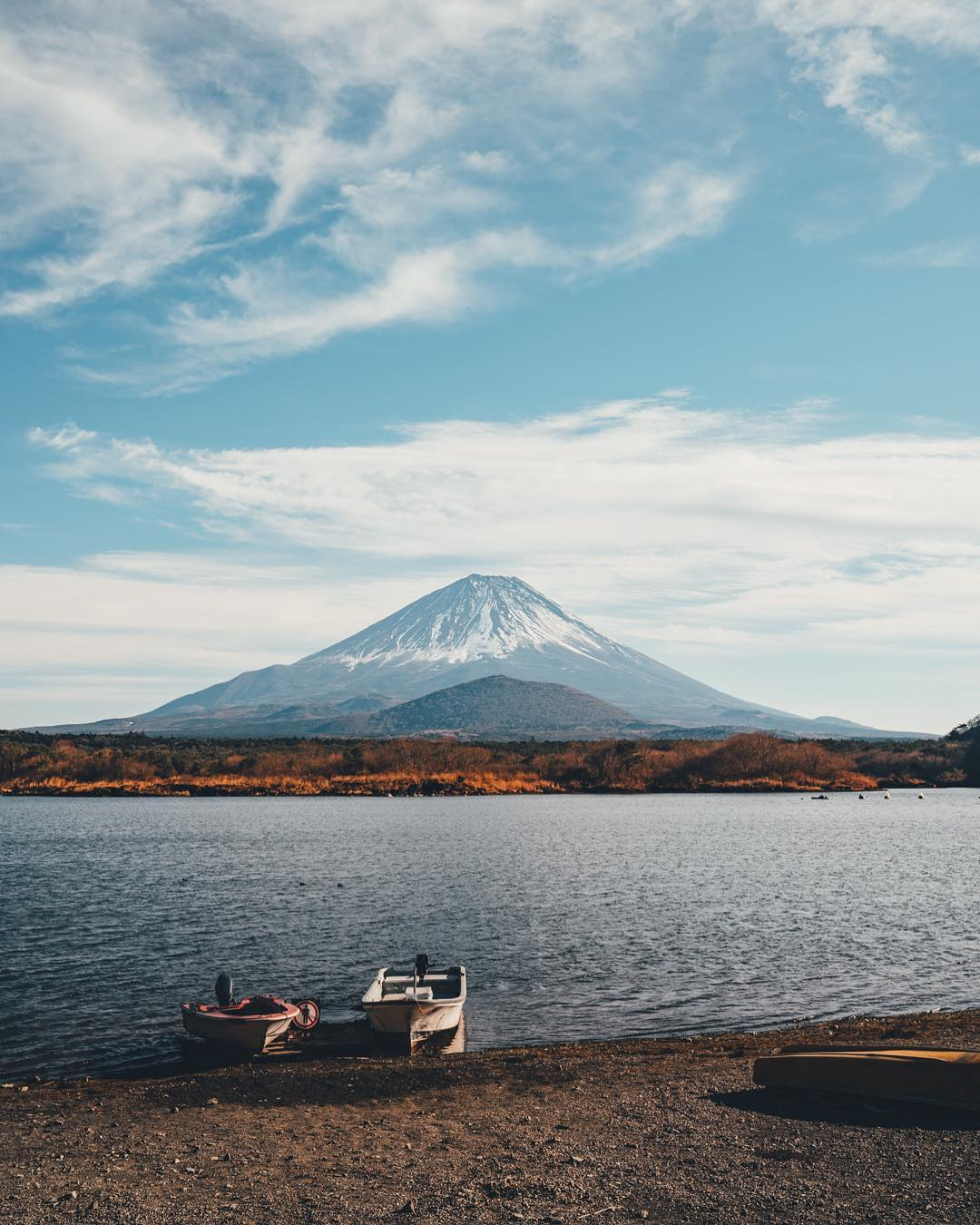 Hiro Goto Mt. Fuji Photograph