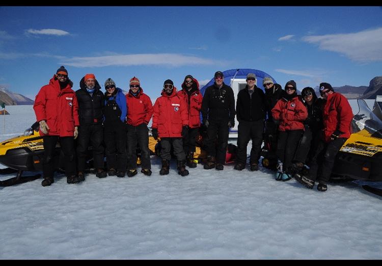 Ice Cores Antarctica