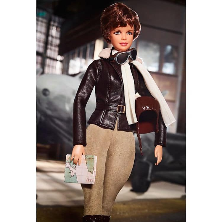 International Women's Day Barbie