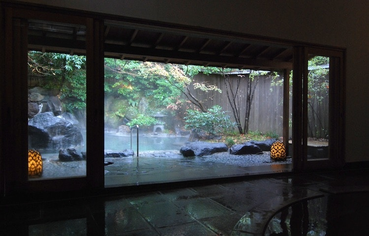 Japanese Inns and Hot Springs Book Japan Travel Guide Traditional Japanese Inn Japanese Hot Springs Onsen Ryokan