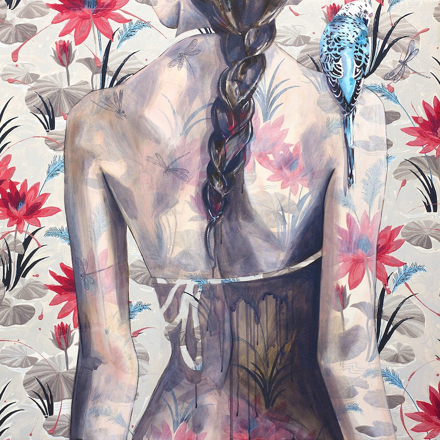 Contemporary Painting Feminist Art