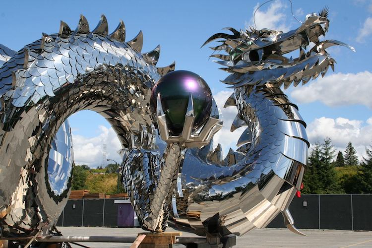 Kevin Stone Metal Art Sculptures
