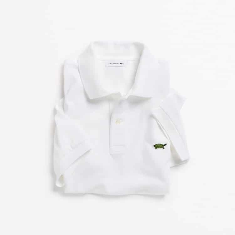 Lacoste Endangered Species Polos