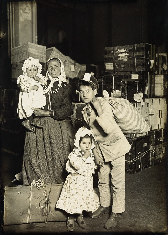 Early 20th Century Photography Lewis Hine