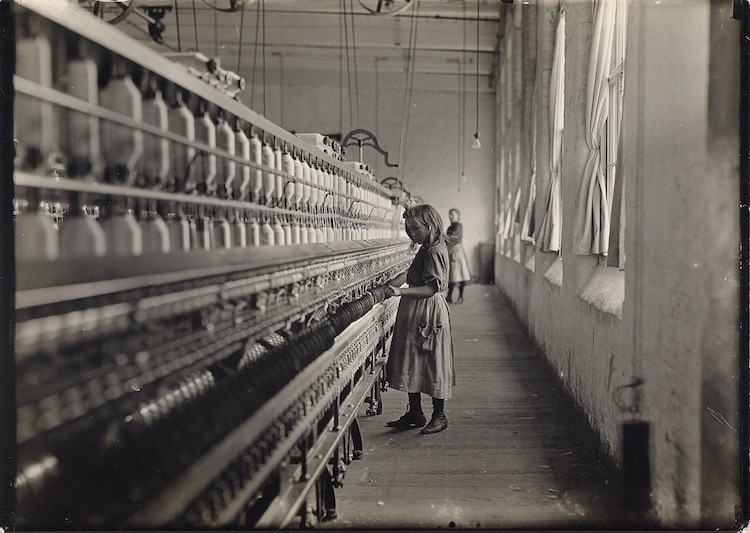 Lewis Hine Photos - Child Labor