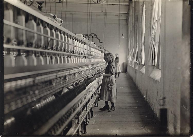 Lewis Hine Photos - Child Labor