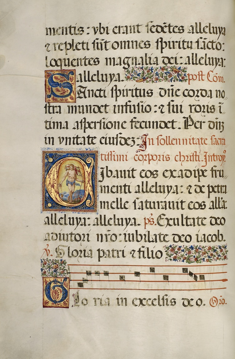 Rotunda script