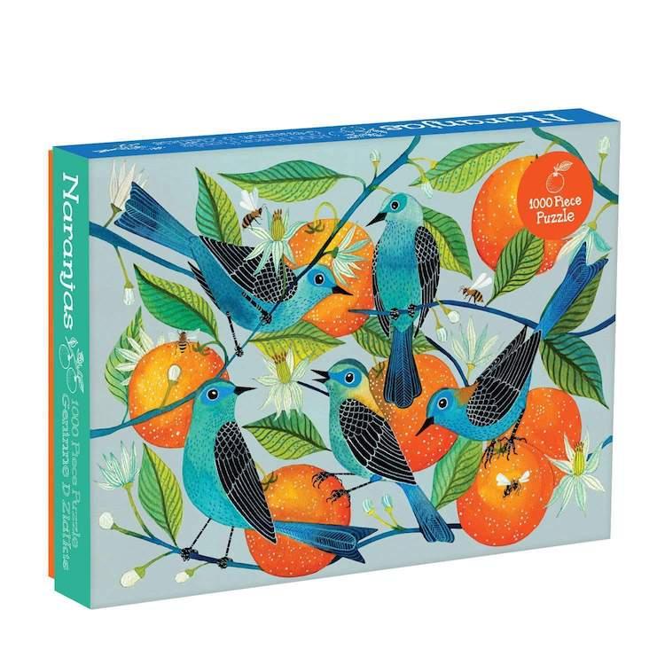 Naranjas Puzzle