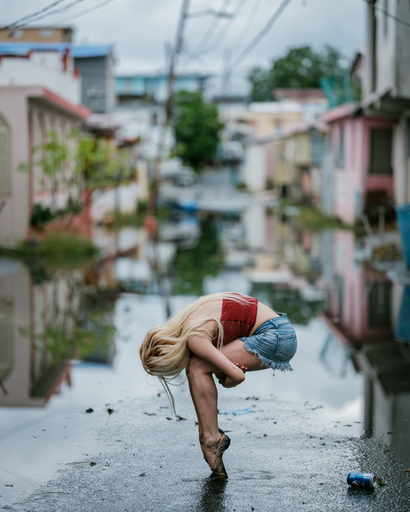 Omar Z. Robles - Puerto Rico After Hurricane Maria