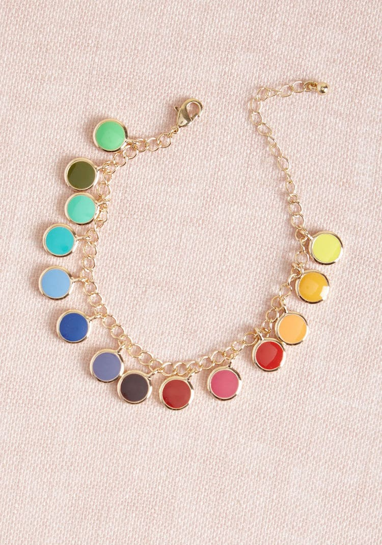 Rainbow Gifts Rainbow Products Colorful Gifts Rainbow Bracelet