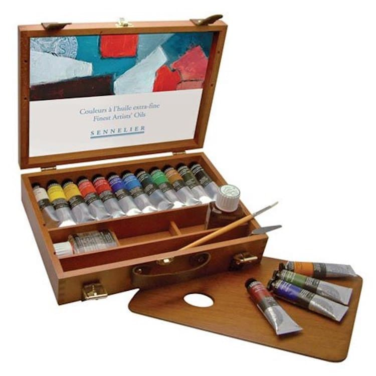 Sennelier Artist Oil Paints Set